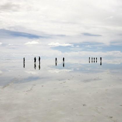 Bolivia, salar Uyuni