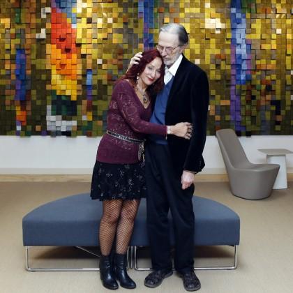 Robert Crumb y Aline Kominsky